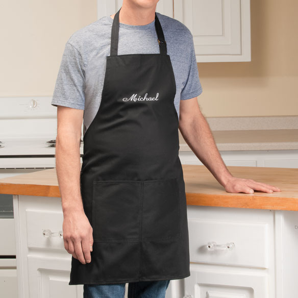 Personalized Chef Apron - View 3