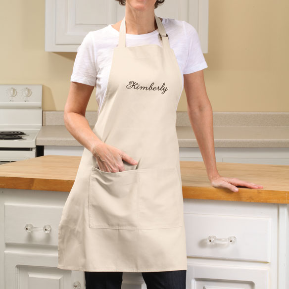 Personalized Chef Apron - View 4