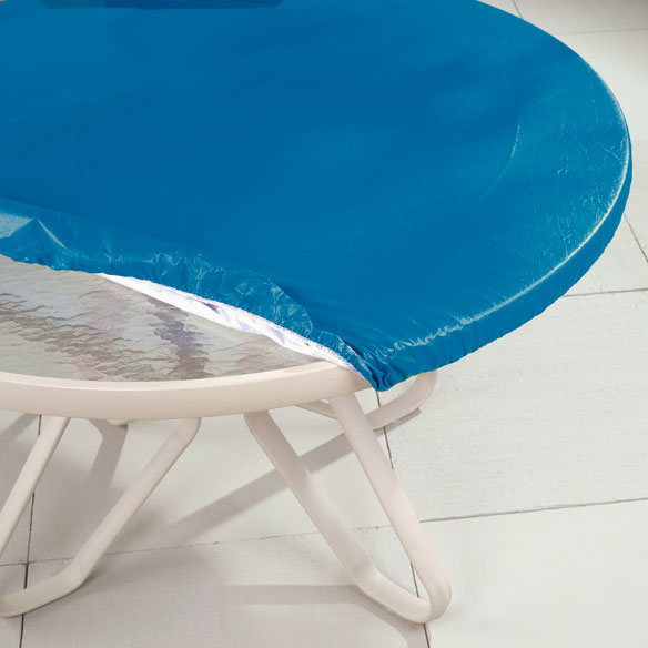 Elasticized Patio Table Cover - View 2