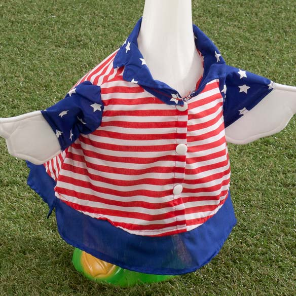 Patriotic Goose Outfit Sammy - View 2