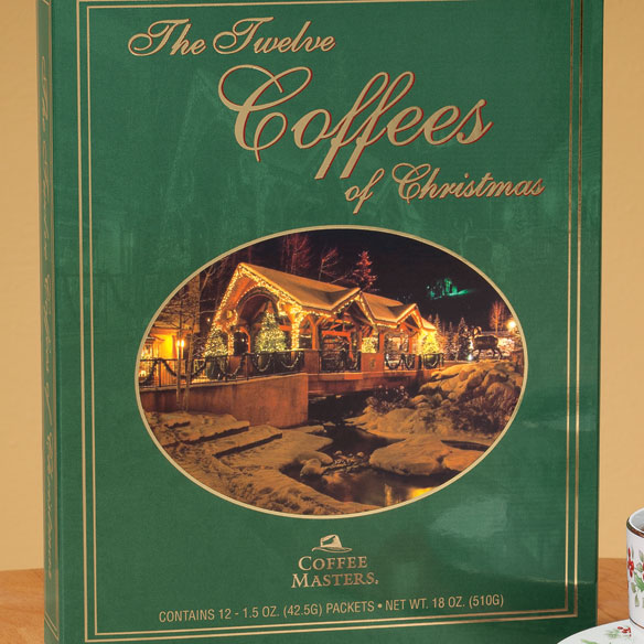 Twelve Coffees of Christmas - View 2