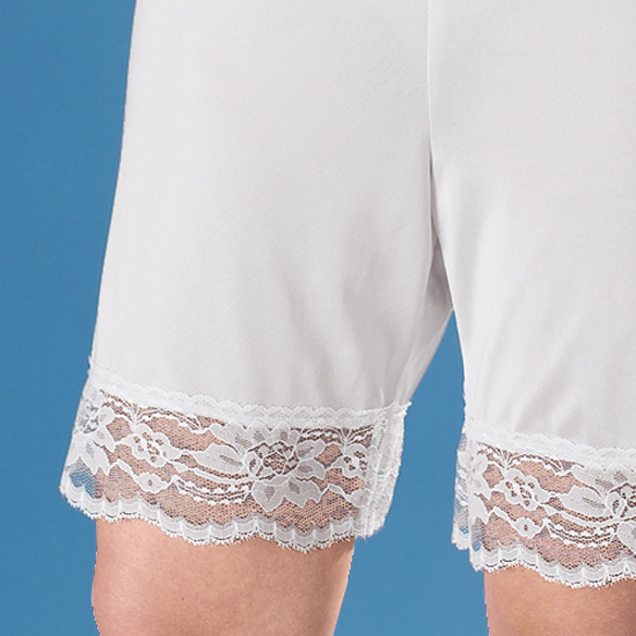Lace Pettipants - Short - View 2