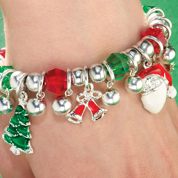 Holiday Stretch Bracelet - View 2