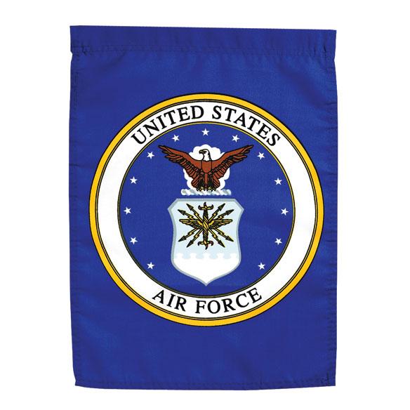 Military Garden Flag - View 3