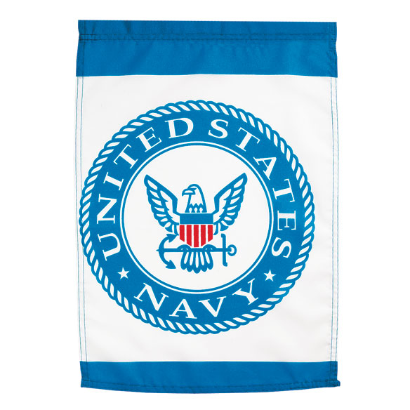 Military Garden Flag - View 5