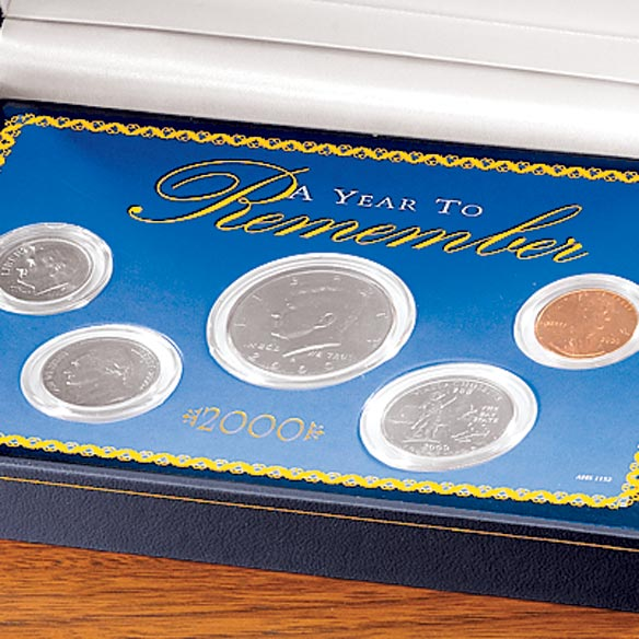 Dated Coin Set 1934-1964 - View 3