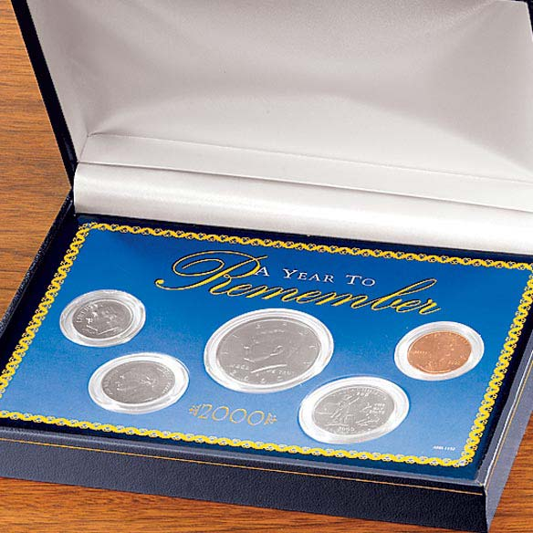 Dated Coin Set 1965-2014 - View 2