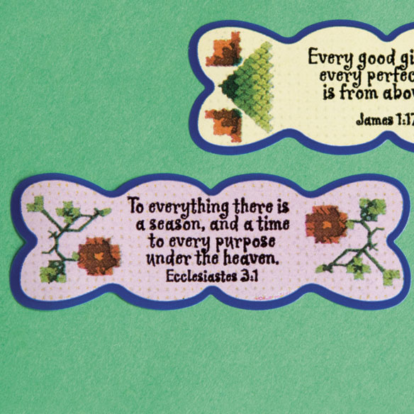 Inspirational Stickers - Roll Of 50 - View 4