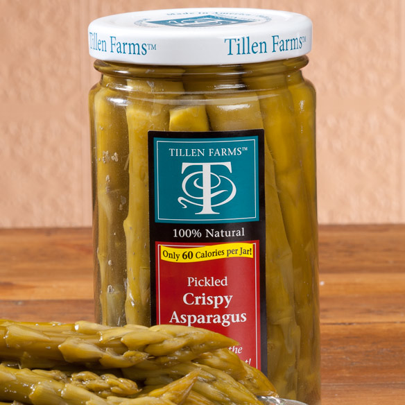 Pickled Asparagus - View 2