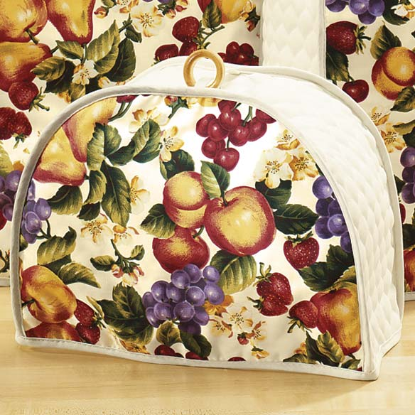 Fruit Appliance Covers - Decorative Counter - Kitchen - Miles Kimball