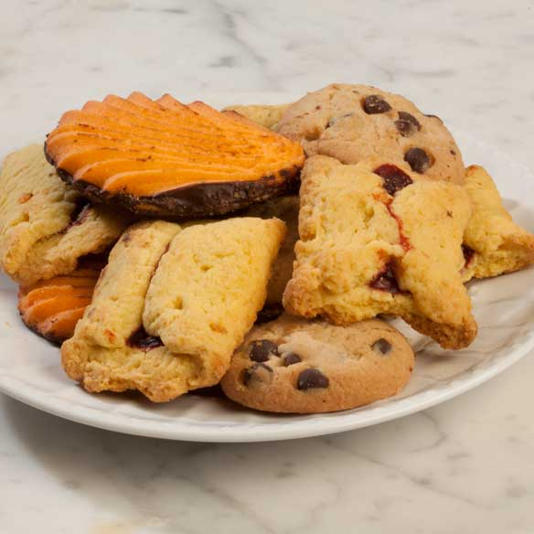 Sugar Free Assorted Cookies