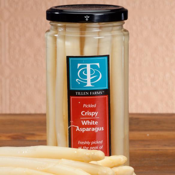 White Asparagus - View 2