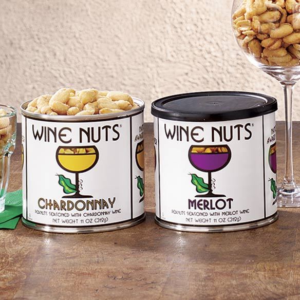 Merlot Wine Nuts - 11 Oz. - View 2