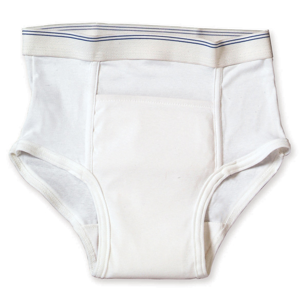 Reusable Incontinence Briefs