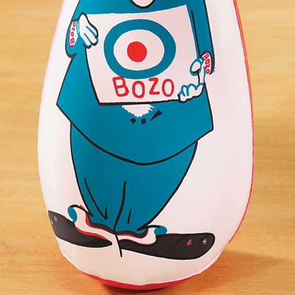 Miniature Bozo™ Bop Bag - View 3