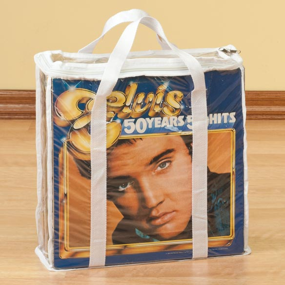 Vinyl Record Carrying Case - View 2