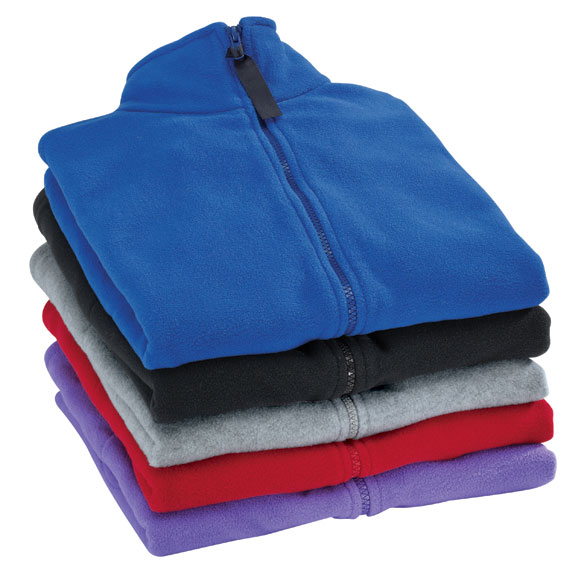 Micro Fleece Vest - View 2