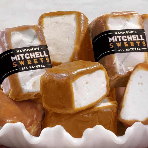 Hammond's® Mitchell Sweets® Caramel Marshmallow Candy - View 2
