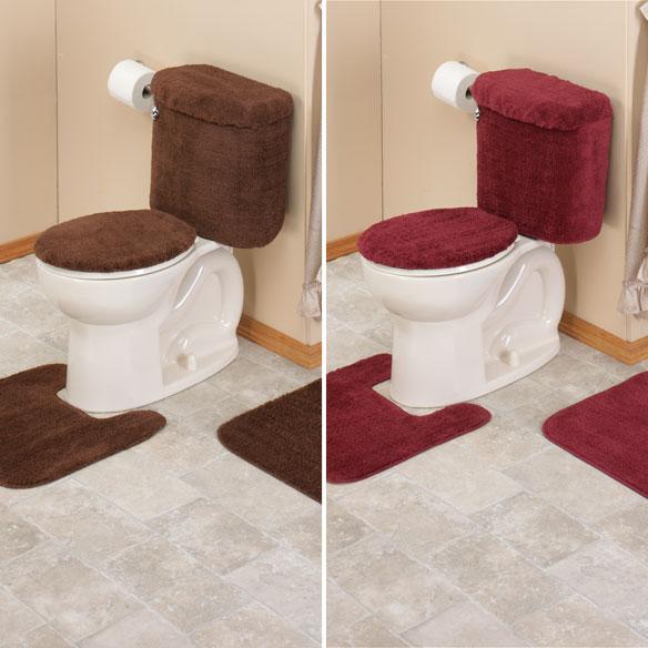5 Piece Bath Set 5 Piece Bathroom Set Miles Kimball