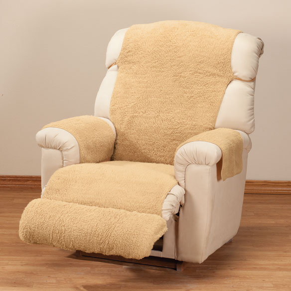 Sherpa Recliner Cover by OakRidge Comforts™ - View 5