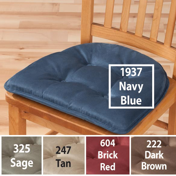 Microfiber Chair Pad - View 2