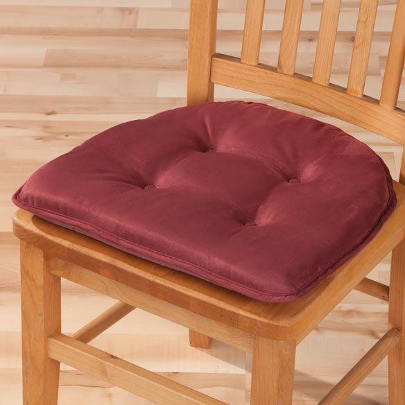 Microfiber Chair Pad - View 3