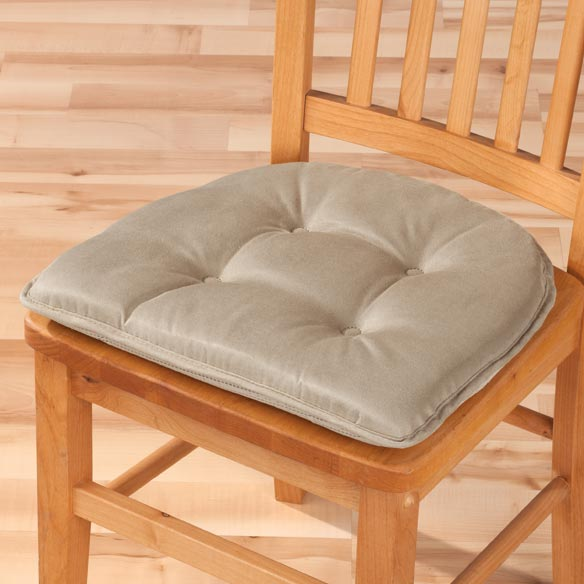Microfiber Chair Pad - View 4