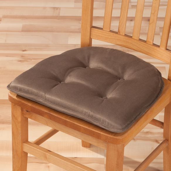 Microfiber Chair Pad - View 5