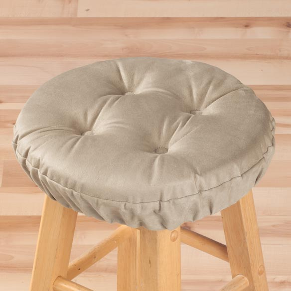 Sensation Microfiber Bar Stool Cushion - View 3