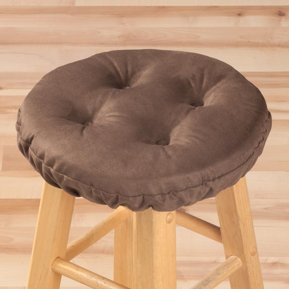 Sensation Microfiber Bar Stool Cushion - View 4