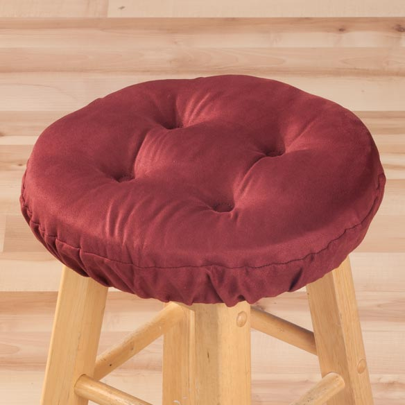 Sensation Microfiber Bar Stool Cushion - View 5