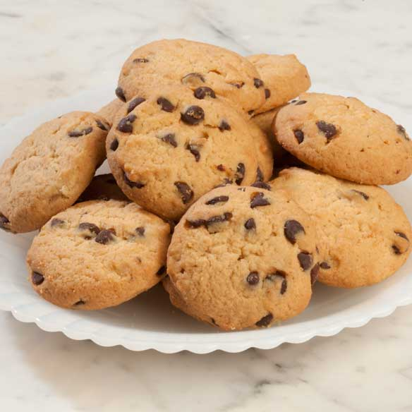 Sugar Free Chocolate Chip Cookies - View 2