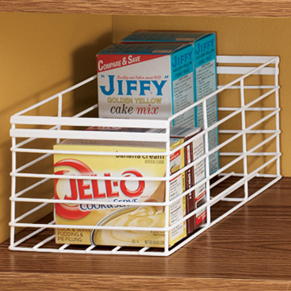 Pantry Storage Caddy Set - Set Of 3 - View 2