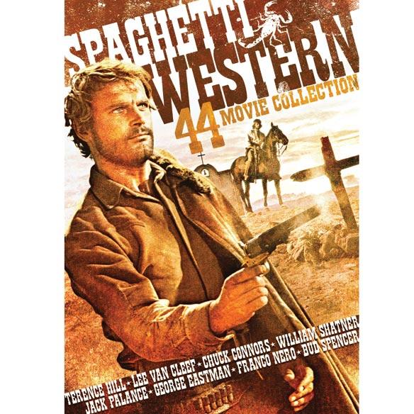 Spaghetti Westerns 20 Movie DVD Set - View 3