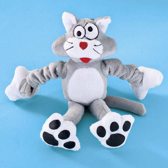 Flying Cat Sling Shot Toy