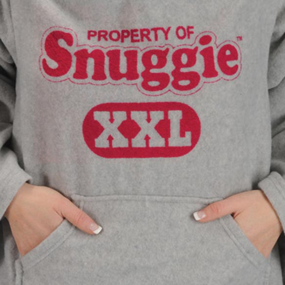 Snuggie™ Varsity Fleece Blanket - View 2