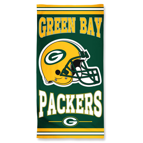 NFL Beach Towels - View 2