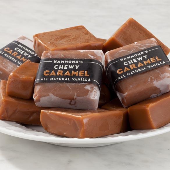 Hammond's® Gourmet Vanilla Caramels - 10 Oz. - View 2
