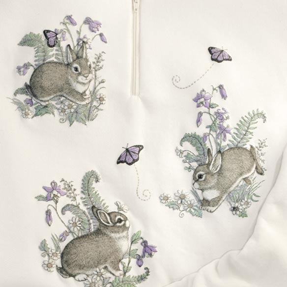 Meadow Bunnies Sweatshirt - View 2