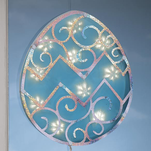 Easter Window Decoration - View 3