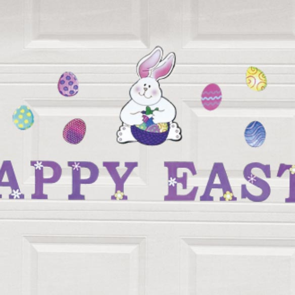 Easter Garage Door Magnets - View 2