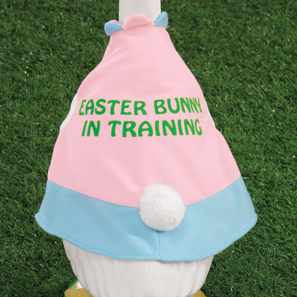 Easter Bunny in Training Junior Goose Outfit