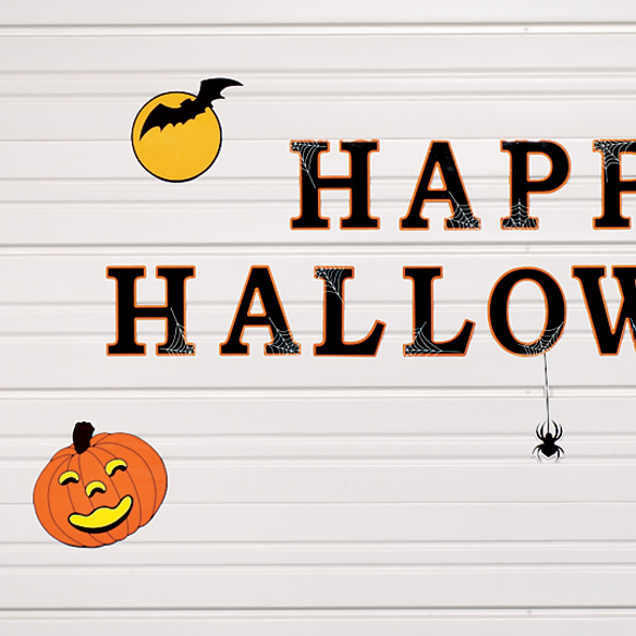 Decorating Ideas > Halloween Garage Door Magnets » Home Design 2017 ~ 013644_Halloween Garage Door Decals
