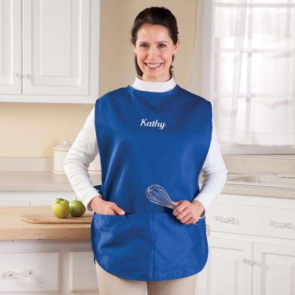 Personalized Cobbler Apron - View 2