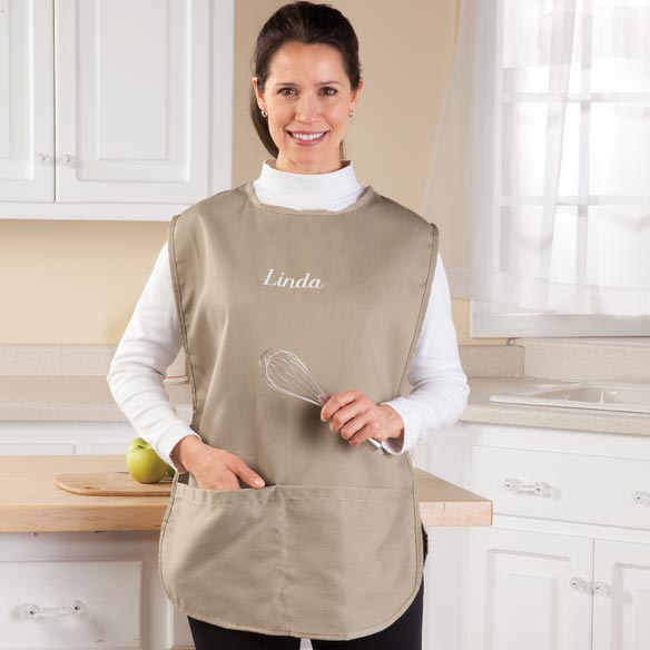 Personalized Cobbler Apron - View 3