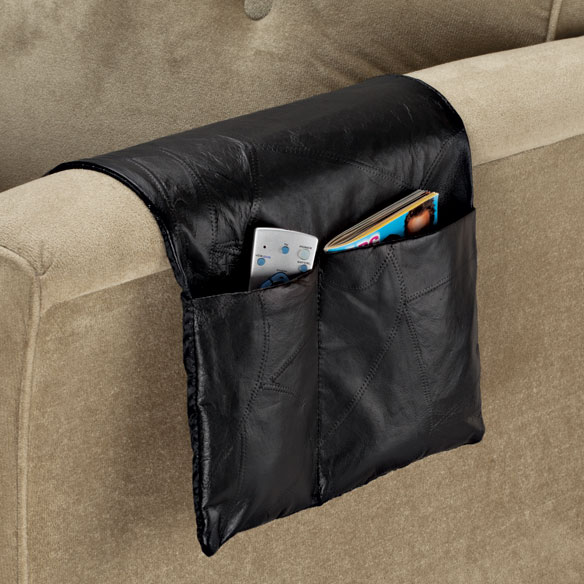 Leather Armchair Caddy - View 2