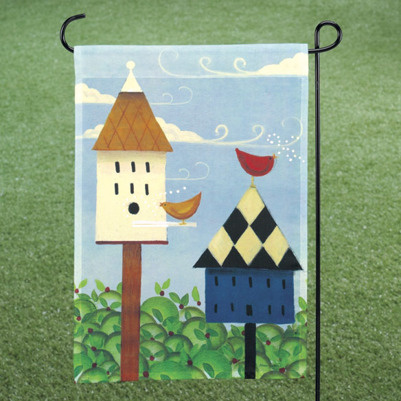 March Winds Mini Banner & Mailbox Cover
