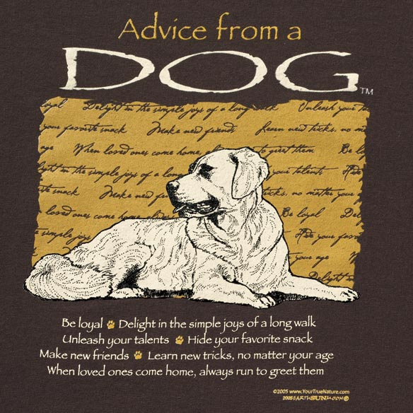 Animal Advice T-Shirts