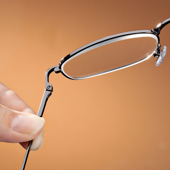 Spring Hinge Reading Glasses - View 2