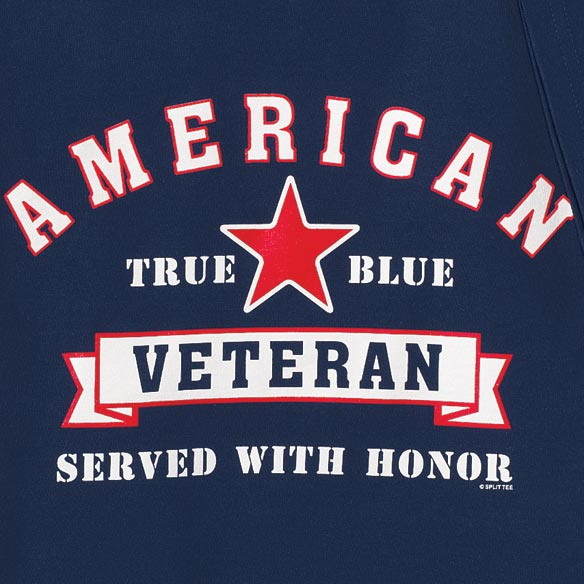 American Veteran Shirt & Hat